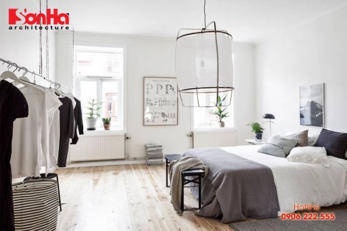 Điểm làm nên thành công cho mẫu thiết kế phòng ngủ đẹp và phong thủy