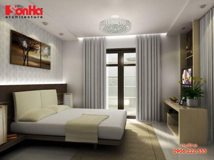 Gạch lát nền ngày càng có vai trò quan trọng với không gian phòng ngủ đẹp