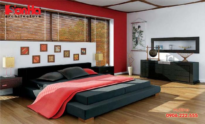 Mẫu thiết kế phòng ngủ đẹp cho người thuộc cung Cự Giải