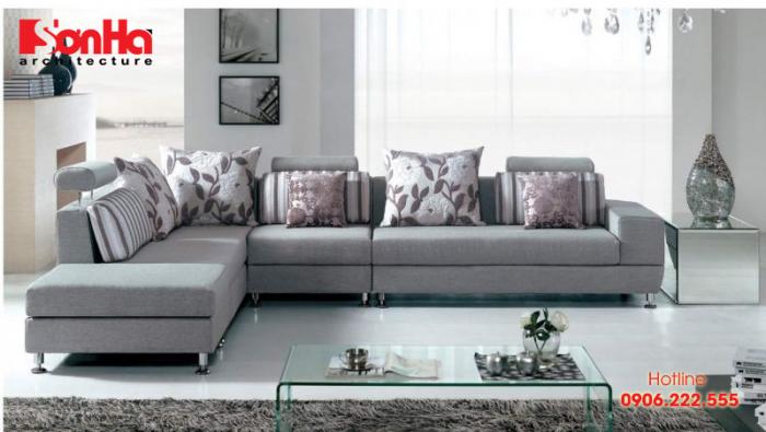 Nếu bạn yêu thích sự giản dị có thể chọn thiết kế phòng khách này