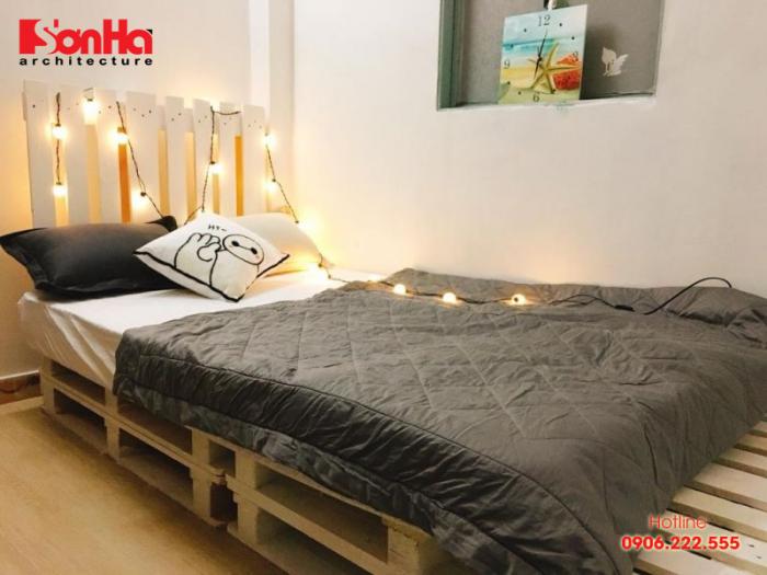 Nếu biết cách sắp xếp bạn sẽ dễ dàng có được một phòng ngủ đẹp và phong thủy