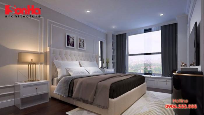 Những mẫu thiết kế phòng ngủ đẹp lạ mắt phong cách hiện đại sang trọng