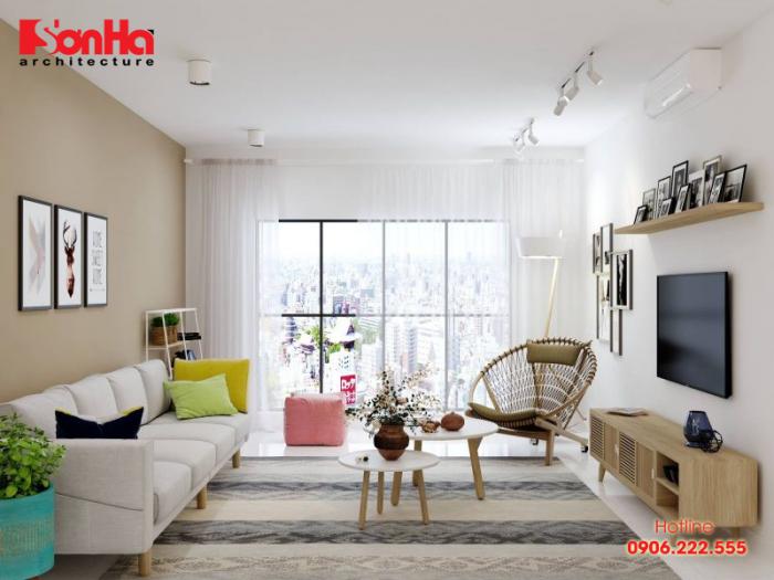 Phòng khách phải đảm bảo sự ngăn nắp, sạch sẽ và bố trí tiện nghi