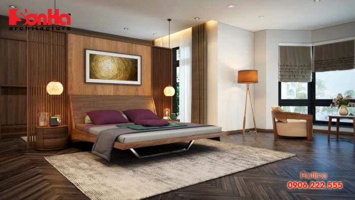 Thêm một ý tưởng thiết kế phòng ngủ đẹp và phong thủy để bạn tham khảo