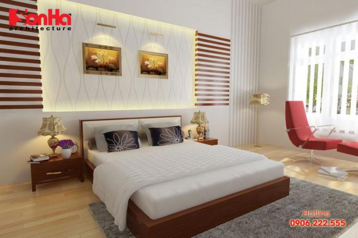 Thiết kế phòng ngủ hợp phong thủy mang đến những ảnh hưởng tích cực cho gia đình