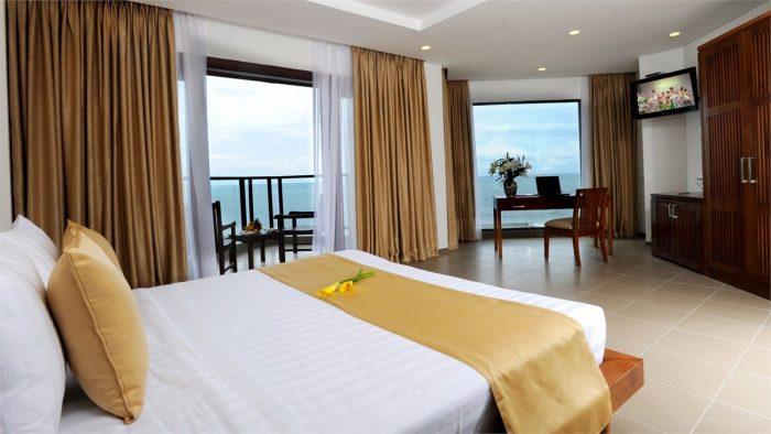 Kích thước tiêu chuẩn của các loại giường trong thiết kế nội thất khách sạn