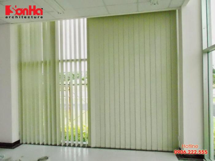 Trong trang trí nội thất thì màu sắc của rèm cửa cần được chú ý để tạo ấn tượng