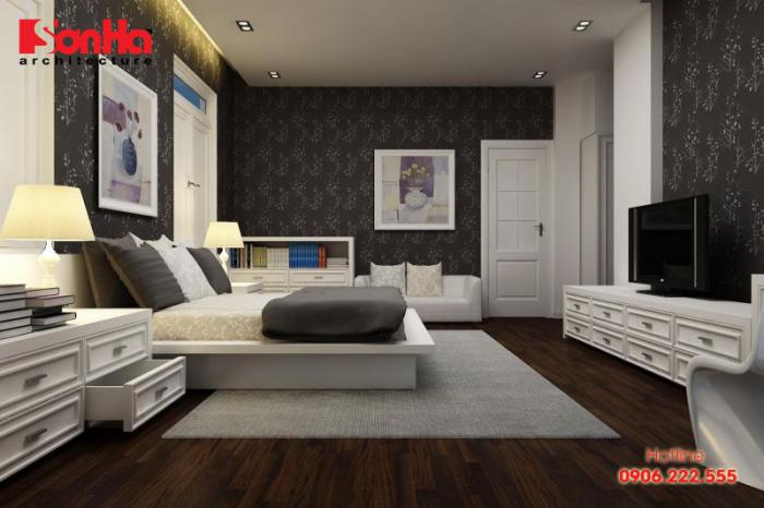 Vị trí đặt giường ngủ là một trong những yếu tố có tác động lớn tới giấc ngủ