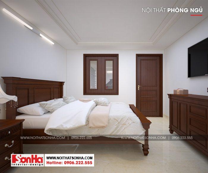 Những thiết kế phòng ngủ thế này là điều dễ thấy trong thiết kế nội thất biệt thự