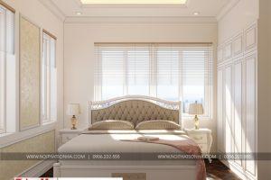 12 Thiết kế nội thất phòng ngủ 3 biệt thự hiện đại tại hải phòng sh btd 0071