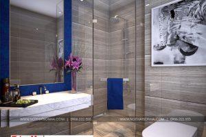 14 Mẫu nội thất wc nhà ống phong cách hiện đại tại hải phòng sh nod 0197