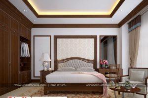 19 Không gian nội thất phòng ngủ 9 biệt thự pháp đẹp tại ninh bình sh btp 0134