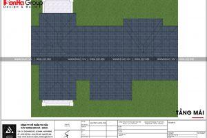 24 Mặt bằng công năng biệt thự có sân vườn tại hải phòng sh btp 0125
