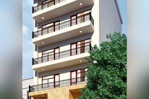 4 Không gian kiến trúc biệt thự pháp đẹp tại ninh bình sh btp 0134