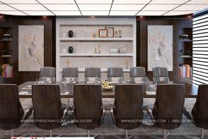 7 Thiết kế nội thất phòng họp khu đô thị waterfront hải phòng wfc 005