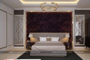 8 Mẫu nội thất phòng ngủ đẹp khách sạn đẹp tại bắc ninh