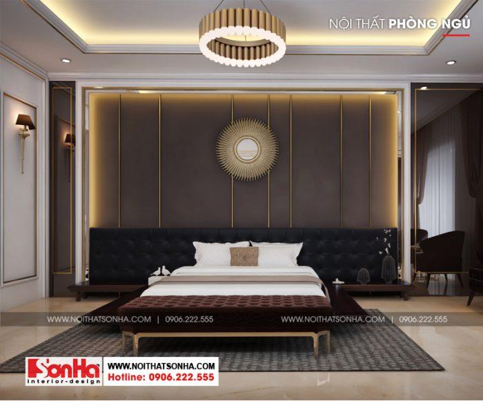 Không gian phòng ngủ khách sạn 3 sao mang những nét đặc trưng riêng