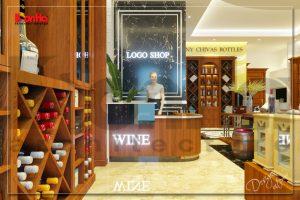 BÌA Thiết kế nội thất shophouse đẹp tại quảng ninh