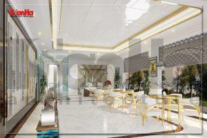 BÌA thiết kế nội thất văn phòng công ty khu đô thị waterfront hải phòng wfc 005