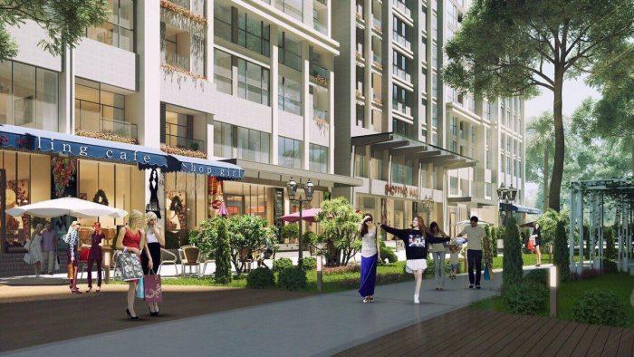 Dự án Shophouse Hạ Long tại Quảng Ninh của tập đoàn Sun Group