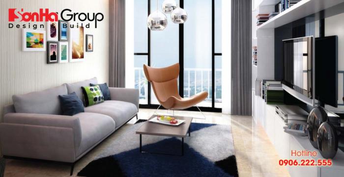 """""""Kéo biển về nhà"""" cũng là ý tưởng hay trong trang trí nội thất căn hộ"""