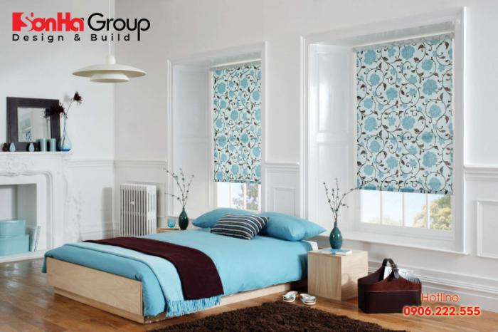 Phương án thiết kế nội thất phòng ngủ đẹp cho người sinh nạp âm Tang Đố Mộc