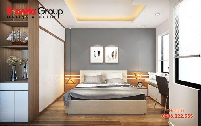 Cần thiết sự nhấn nhá phá cách để tạo điểm nhấn cho phòng ngủ nói chung