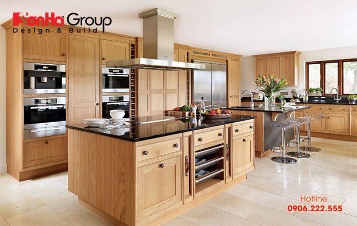 Phong thủy là luôn là một mảng thiết yếu của cuộc sống và trong bố trí căn bếp