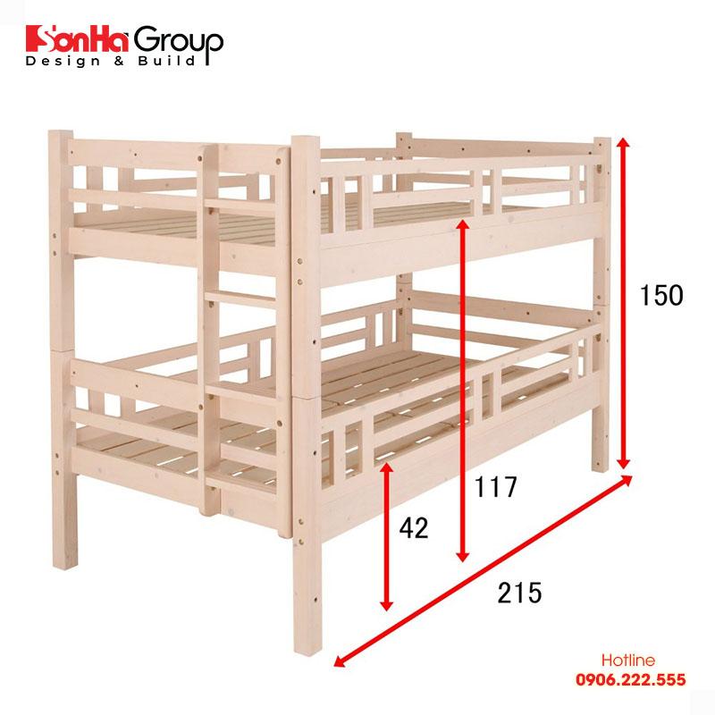 Giường đơn là loại giường ngủ được thiết kế cho một người sử dụng