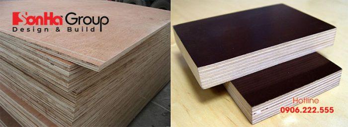 Gỗ công nghiệp là loại gỗ được kết hợp từ keo hay các hóa chất với gỗ vụn