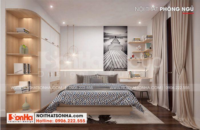 Ý tưởng bài trí nội thất phòng ngủ đơn giản theo sở thích của chủ nhân căn phòng