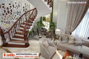 4 Trang trí nội thất phòng khách đẹp sh btp 0147