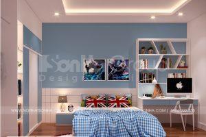 5 Thiết kế phòng ngủ con trai kiểu hiện đại tại hải phòng