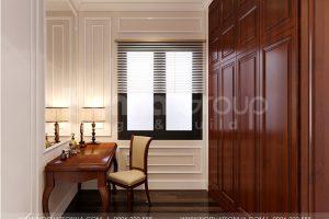 8 Không gian nội thất gỗ phòng thay đồ sh btp 0147