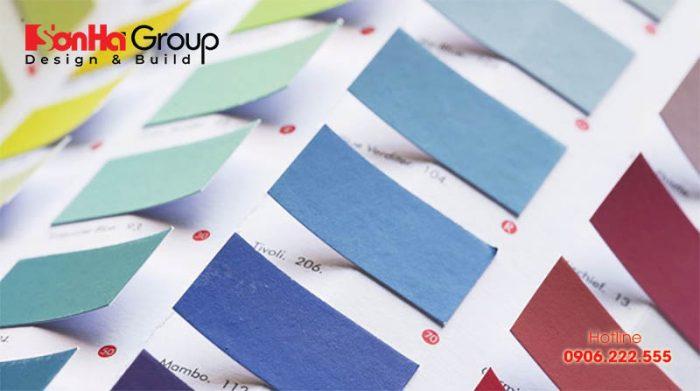 Cách lựa chọn màu sắc chủ đạo cho không gian phòng khách