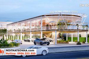 1 Thiết kế kiến trúc trung tâm tiệc cưới đẹp tại hải phòng sh bck 0051