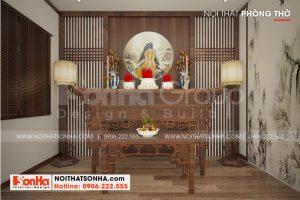 10 Thiết kế nội thất phòng thờ tôn nghiêm tại hải phòng sh nod 0213