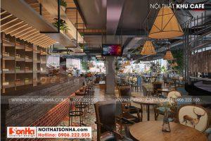 3 Không gian nội thất khu cafe cao cấp tại hải phòng sh bck 0051