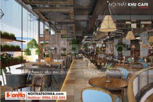 5 Bố trí nội thất khu cafe sang trọng tại hải phòng sh bck 0051