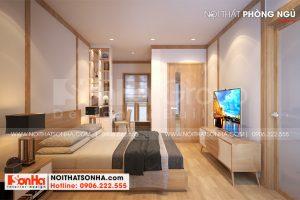 8 Trang trí nội thất phòng ngủ 2 đẹp tại hải phòng sh nod 0213