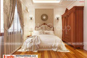 10 Bố trí nội thất phòng ngủ 1 sang trọng tại vĩnh long sh btp 0145