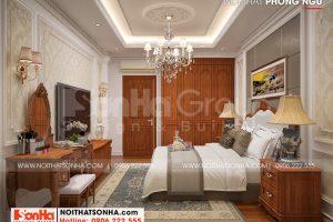 10 Không gian nội thất phòng ngủ 4 kiểu tân cổ điển tại an giang sh btp 0150