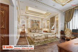 11 Mẫu nội thất phòng ngủ 5 đẹp tại an giang sh btp 0150
