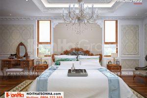12 Thiết kế nội thất phòng ngủ 6 sang trọng tại an giang sh btp 0150