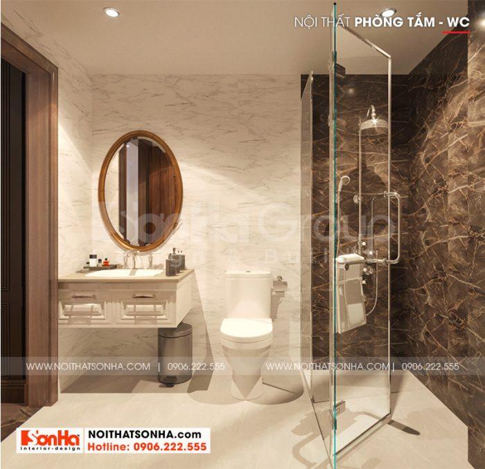 12 Trang trí nội thất phòng tắm wc đẹp tại quảng ninh