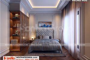 13 Bố trí nội thất phòng ngủ giúp việc đẹp tại quảng ninh