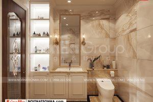 17 Trang trí nội thất wc cao cấp tại quảng ninh