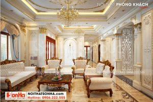 3 Không gian nội thất phòng khách đẹp tại vĩnh long sh btp 0145