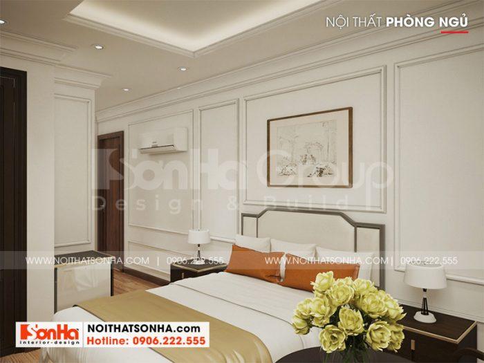 6 Không gian nội thất phòng ngủ 3 cao cấp tại quảng ninh