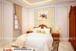 7 Thiết kế nội thất phòng ngủ 1 đẹp tại an giang sh btp 0150
